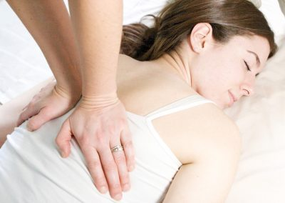 deeply calming holistic treatment